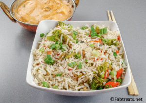 Veg fried rice easy vegetable fried rice recipe fabtreats i like indo chinese recipes a lot as those dishes are simple less spicy with amazing taste every dish will be colorful and lip smacking ccuart